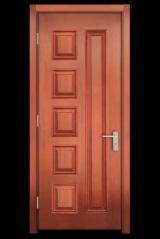 Готовые Изделия (Двери, Окна И Т.д.) - Хвойная Древесина Из Австралии И Новой Зеландии, Двери, Древесина Массив, Сосна Лучистая