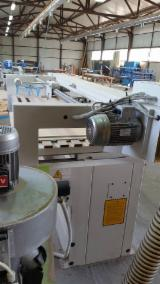 Double Spindle Moulder - Used Tecnomax LS Double Spindle Moulder For Sale Romania