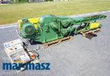 Machinery, Hardware And Chemicals For Sale - Used Spoerri Hacker Crusher For Wood Grinding