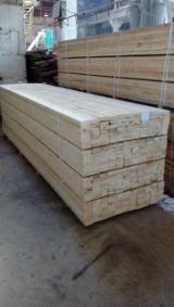 Drewno Iglaste  Tarcica – Drewno Budowlane Na Sprzedaż - Tarcica Obrzynana, Sosna Zwyczajna  - Redwood, Poddane Obróbce Termicznej