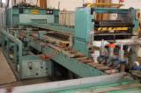 Mercato del legno Fordaq - BAIONI PRESSE TORNADO 4500x1300 Linea di pressatura per lamellare e listellare