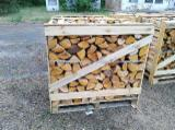 Brandhout - Resthout Brandhout Houtblokken Niet Gekloofd - Grijze Els, Berken, Eik Brandhout/Houtblokken Niet Gekloofd 8-24 cm