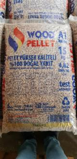 Vender Pellets De Madeira Pinheiro Siberiano ENplus Turquia