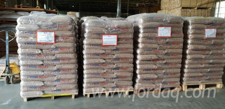 Offer for A1 Mixed Softwood/ Hardwood Pellets