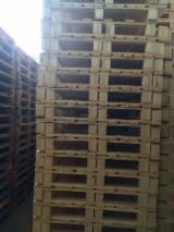 Pallets en Verpakkings Hout - Pallet Speciaal Gebruik, Nieuw