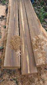 Sawn And Structural Timber South America - FSC Teak Squares F1F (FAS 1 face) from Ecuador, Esmeraldas