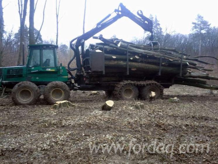 Форвардер Timberjack 1710 Б/У 1998 Польша Для Продажи