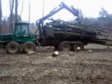 Forest & Harvesting Equipment - Forwarder Timberjack 1710