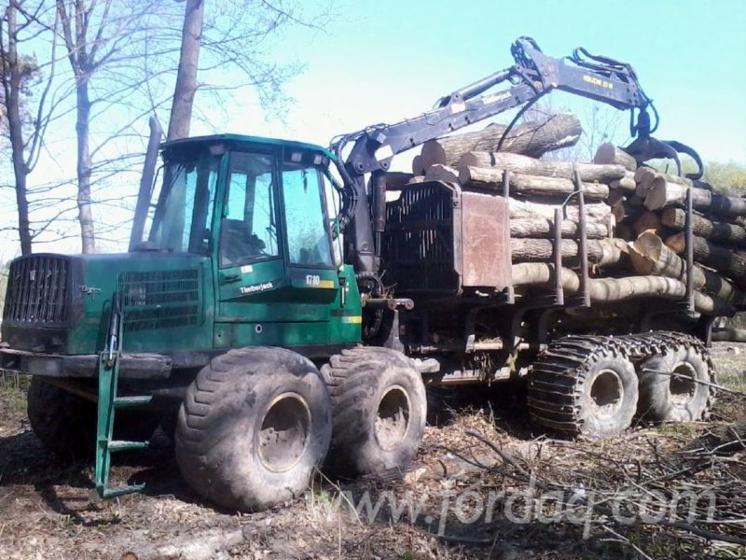 Форвардер Timberjack 1710 Б/У 1998 Польша