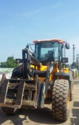 JCB Woodworking Machinery - Used JCB 426 ZX 2012 Front Stacker For Sale Romania