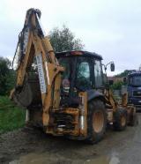 Maquinaria Forestal Y Cosechadora - Venta CASE Usada 2004 Rumania