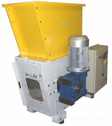Vend-Machines-%C3%80-Fabriquer-Des-Particules-MILLER-SRL-TR-500-L-Neuf
