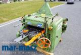 Деревообрабатывающее Оборудование - Четырехсторонний строгальный станок KUPFERMUHLE 60, 4-сторонний станок с головками