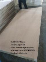 China - Fordaq Online market - Offer for 2500*1250*12mm Full thickness OKOUME Plywood