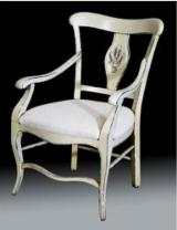 Buy Or Sell  Armchairs - White Armchairs For Sale