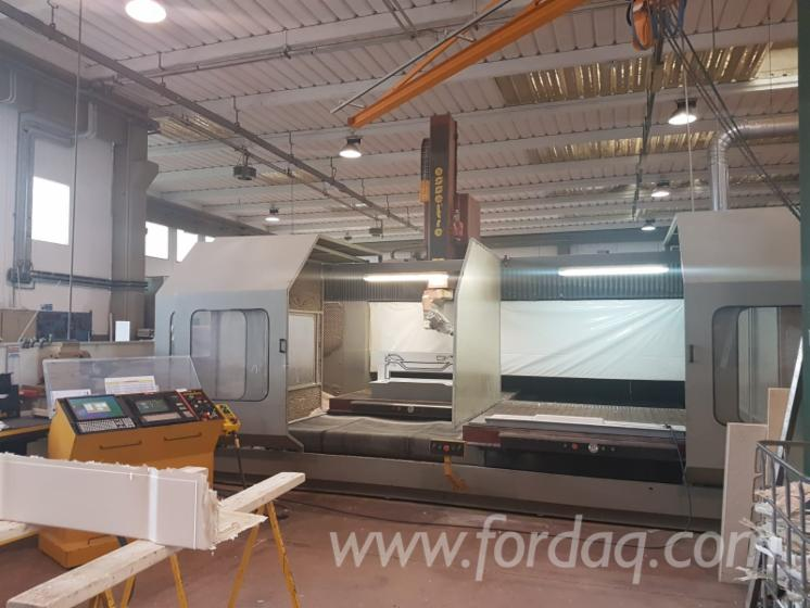 Venta-CNC-Centros-De-Mecanizado-ESSETRE-Usada-2012