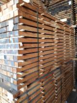 Squares Sawn Timber - Offer for Oak squares 54 x 65 mm, dry