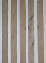 Vand Șipci Stejar 3.3;  4.4;  6.4 mm