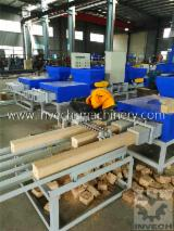 New Zhengzhou Invech Wood Sawdust Pallet Block Machine