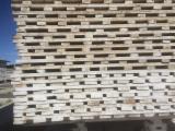 Nadelschnittholz, Besäumtes Holz - Bretter, Dielen, Sibirische Kiefer, FSC
