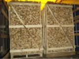 Brandhout - Resthout Mildheid  - Zwarte Els, Standaard Mildheid