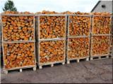 Energie- Und Feuerholz Zu Verkaufen - Douglasie Brennholz Gespalten