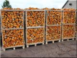 Firewood, Pellets and Residues Supplies - Birch firewood