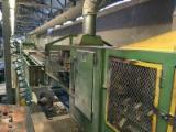 Holzbearbeitungsmaschinen - Holzbearbeitungslinie, Scheibensägemaschine, Multisäge
