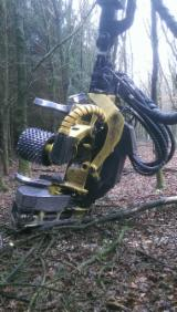 Forstmaschinen Harvester Aggregate - Harvesteraggregat