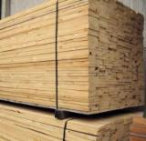 Softwood  Unedged Timber - Flitches - Boules - Required Spruce Loose 16 mm