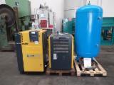 Maschinen, Werkzeug Und Chemikalien Europa - Gebraucht Kaeser SK25 SFC - MT-TC31-SERB. SICC LT 725-DESOLEATORE CF6 2010 Zu Verkaufen Italien