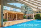 Glued Beams & Panels For Construction  - Join Fordaq And See Best Glulam Offers And Demands - Radiata Pine Glulam Beams for Pool