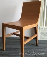 Chaises - Vend Chaises Design Feuillus Européens Acacia