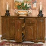 Buy Or Sell  Sideboards - Wooden Sideboard With Drawers, 213 x 60 x 112 cm