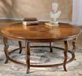 Table D'Appoint - Vend Table D'Appoint Traditionnel Feuillus Européens Noyer