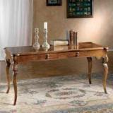 Italy Dining Room Furniture - Table With Drawers, 150 x 66 x 71 cm