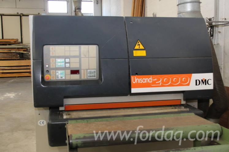 Offer for Wide belt sander SCM DMC model UNISAND 2000 M2 1350 mm