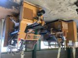 Holzbearbeitungsmaschinen CNC Bearbeitungszentren - Gebraucht Locatelli MKCC1300 1995 CNC Bearbeitungszentren Zu Verkaufen Polen