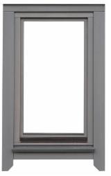 Türen, Fenster, Treppen - Europäisches Laubholz, Fenster, Massivholz, Eiche