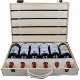 Buy Or Sell Wood Wine Boxes - Tongmu Pine Wine Boxes