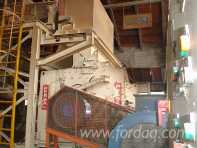 Vend-Machines-%C3%80-Fabriquer-Des-Particules-Pessa-MM-14-Occasion