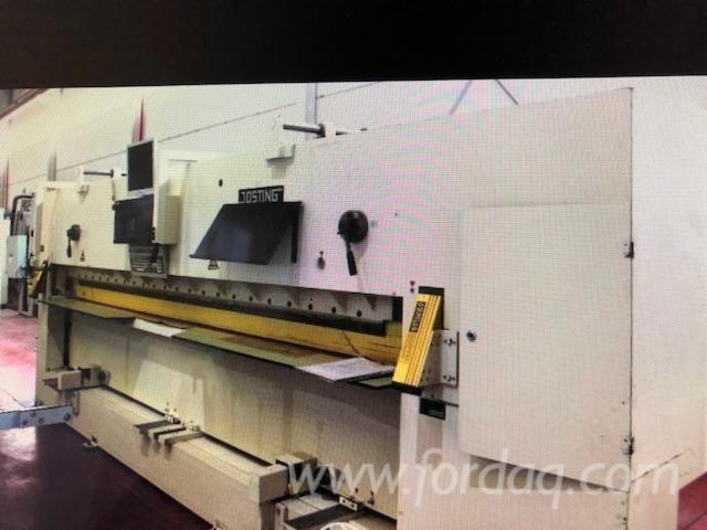 Gebraucht-Josting-3-2-2000-Furnierschere-Zu-Verkaufen