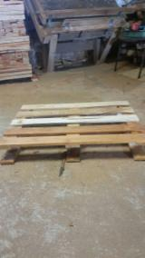 Half Pallet Pallets And Packaging - Required New ISPM 15 Half Pallet