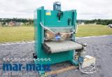 Schleifmaschine FLADDER AUT 1000, Breitbandschleifmaschine für Späne