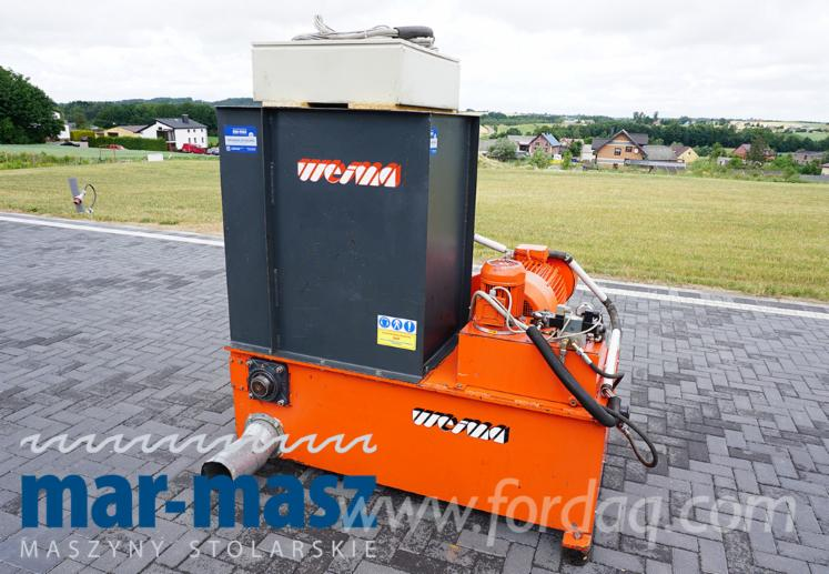 Vand-Chippers-And-Chipping-Mills-WEIMA-WL-4-Second-Hand