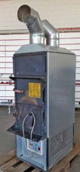 Venta Sistemas De Calderas Con Hornos Para Madera Sólida (Leños) Fabbri F28 Usada 2010 Italia