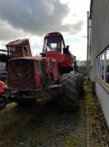 Abbattitrice - Vendo Abbattitrice Valmet 911.4 / 9.000 H Usato 2011 Germania