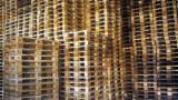Kopen Of Verkopen Houten Pallet - Pallet, Recycled - Gebruikt In Goede Staat