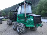 Mașini, Utilaje, Feronerie Și Produse Pentru Tratarea Suprafețelor Europa - Vand Forwarder Logset 4F / 20.907 H Second Hand 2001 Germania