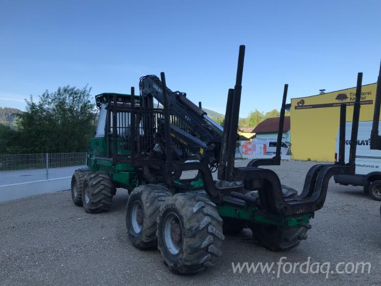 Vend Porteur Logset 4F / 20.907 H Occasion 2001 Allemagne